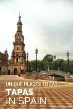 Unique Places to Eat Tapas-Kids Are A Trip