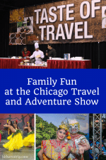 Chicago Travel and Adventure Show-Kids Are A Trip