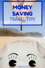 Money Saving Travel Tips-Kids Are A Trip