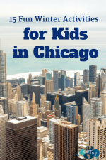 Winter Chicago Kids-Kids Are A Trip