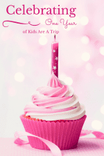 Celebrating One Year-Kids Are A Trip