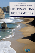 Spring Break Families-Kids Are A Trip