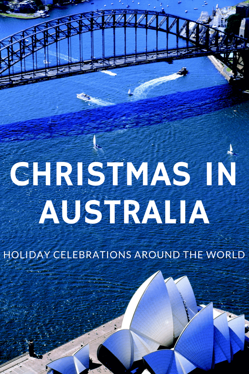Celebrating Christmas in Australia: Holidays Around the World - Kids are a Trip