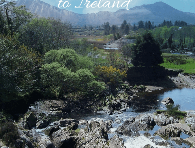 Favorite Books that Inspire Travel to Ireland
