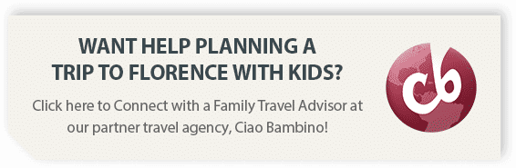 Ciao-Bambino-globe-florence-Vacation-banner