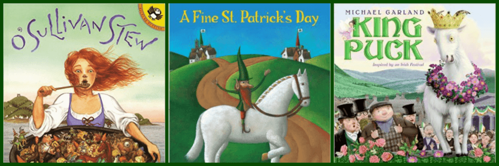 Favorite Books that Inspire Travel to Ireland Young Readers-Kids Are A Trip