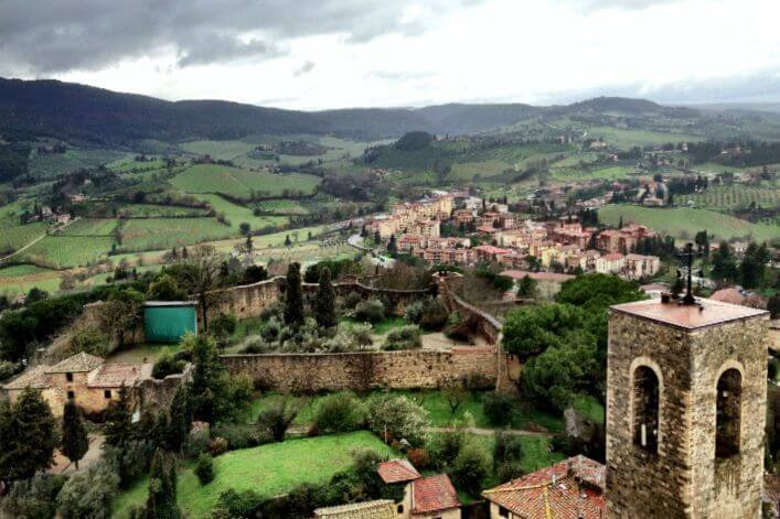 View-San-Gimignano-Tuscany-with-Kids-Are-A-Trip