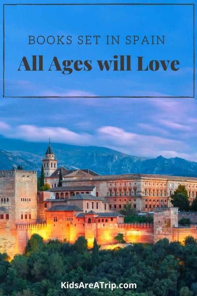 Books About Spain for All Ages-Kids Are A Trip