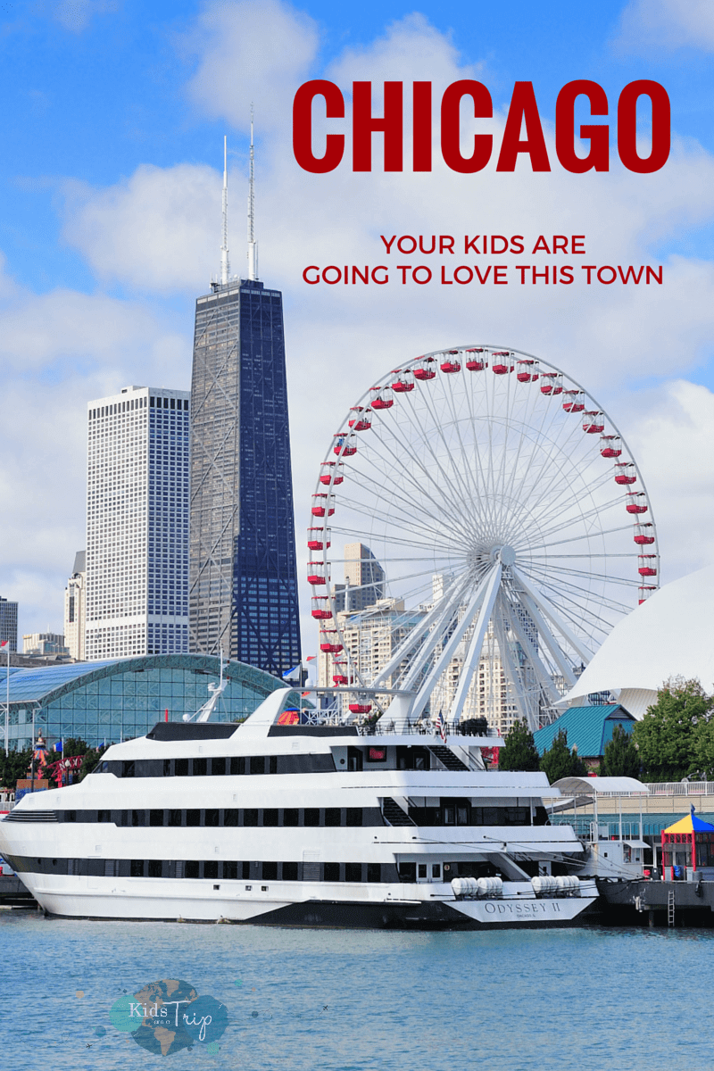 Best Chicago Attractions for Families-Kids Are A Trip