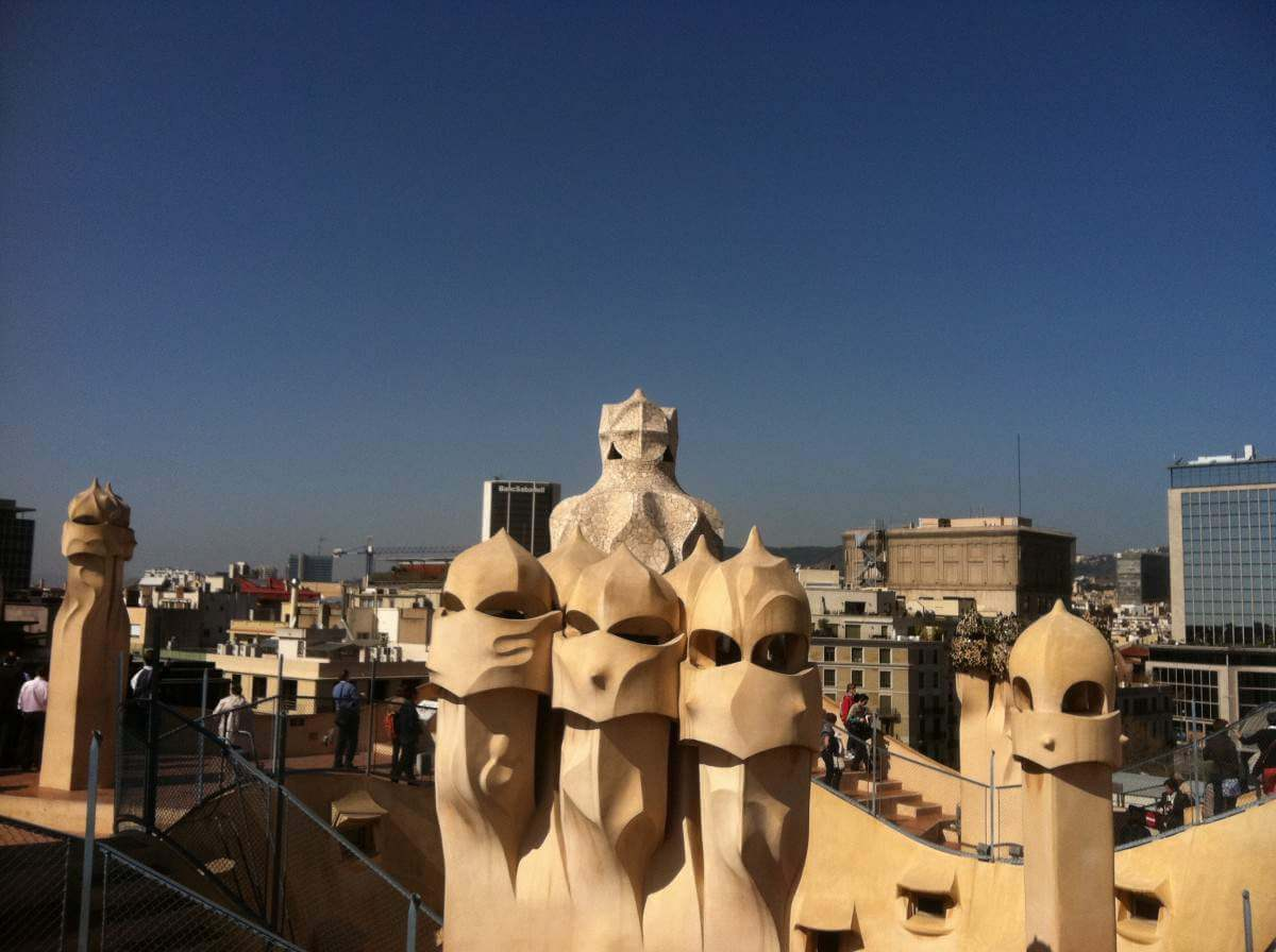 Best of Barcelona with Kids Gaudi-Kids Are A Trip
