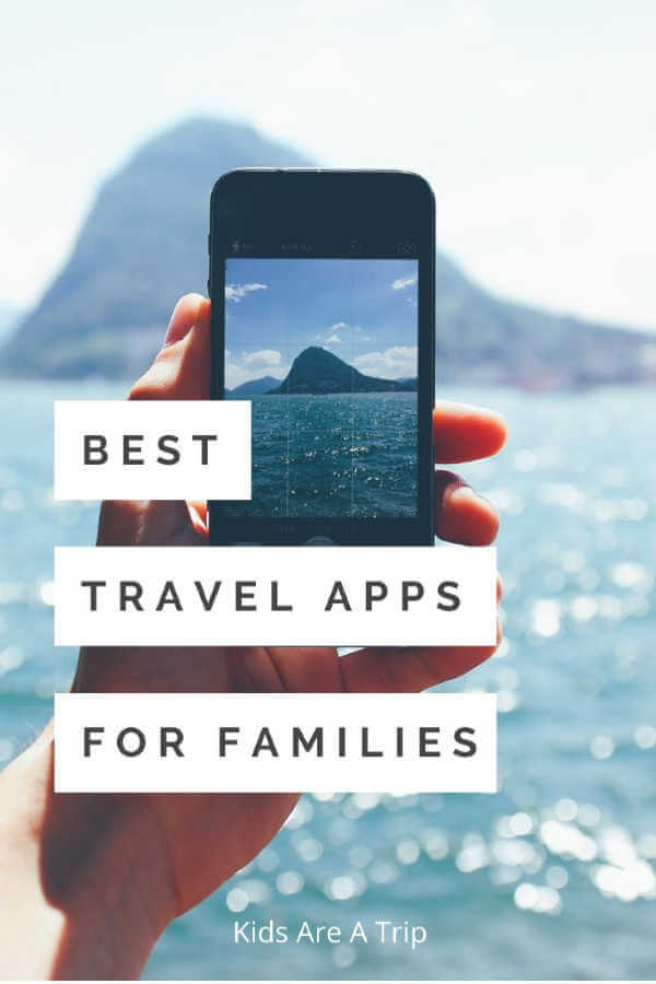 trip planning apps-Kids Are A Trip
