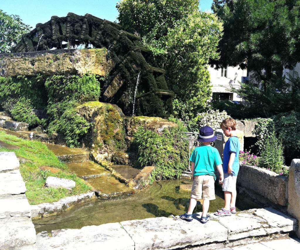 Beautiful Places to Visit in Provence L'Isle Sur la Sorgue-Kids Are A Trip