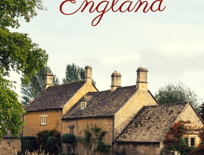Books that Inspire Travel to England