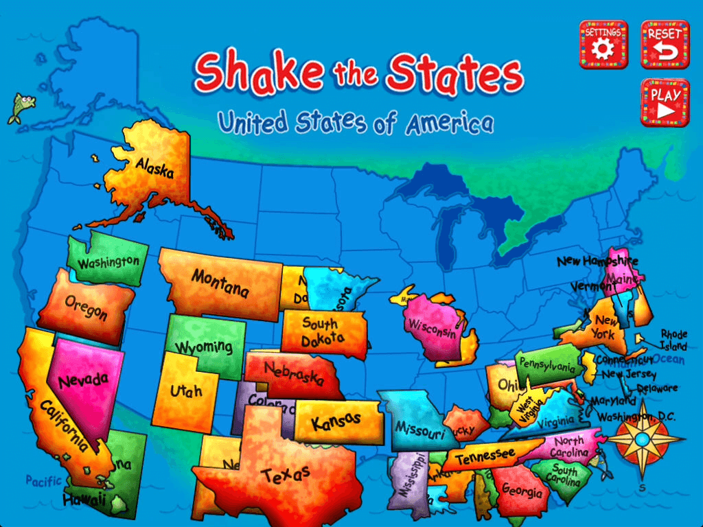 Shake the States Kids Are A Trip