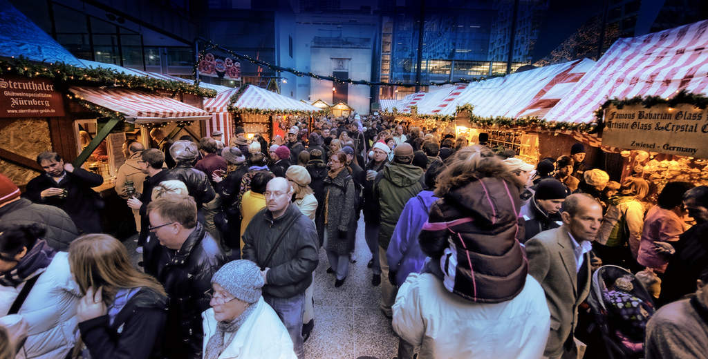Christkindl Market-Chicago