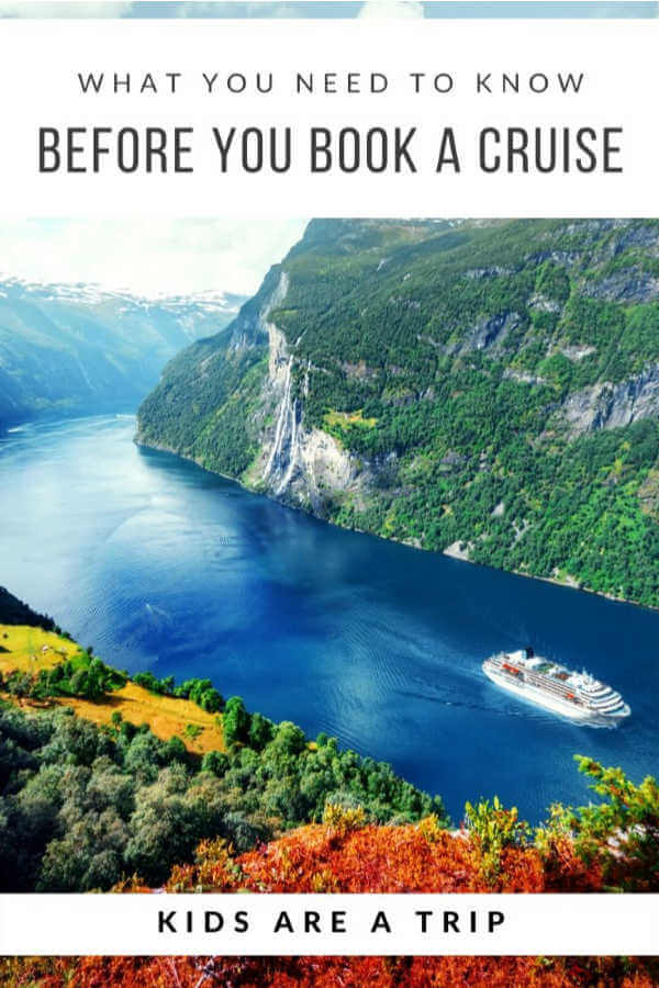 book a cruise tips-Kids Are A Trip