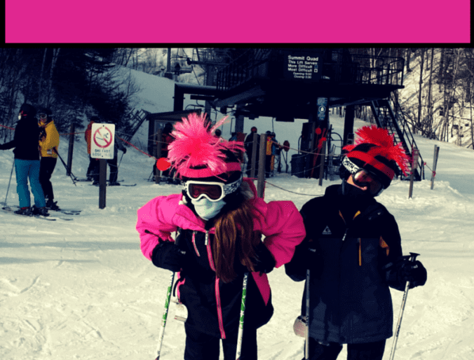 Winter Family Fun in Lake Placid