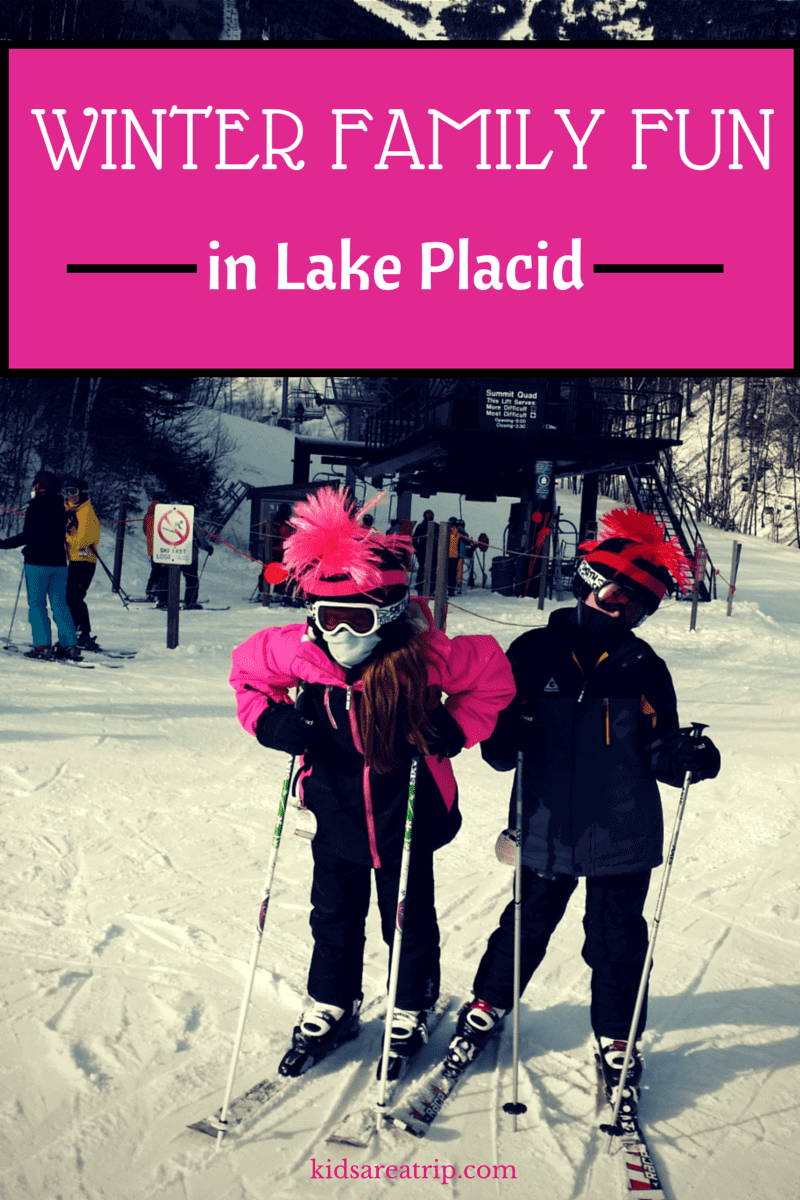 If you're looking for fun things to do in Lake Placid, New York with kids, we have you covered. From the Olympic Village to skiing on the slopes, there's a ton to do for families. - Kids Are A Trip