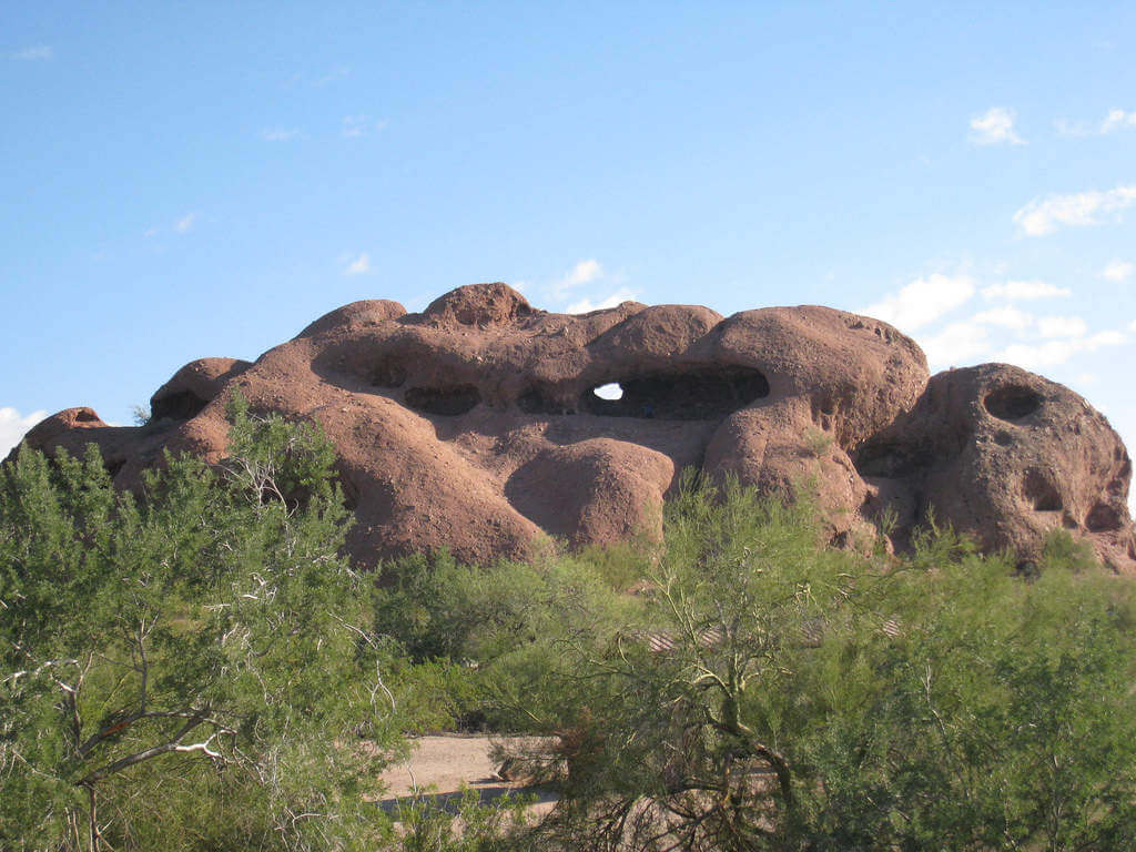 Papago Park-Kids Are A Trip