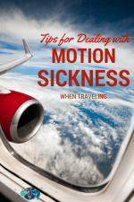 Motion Sickness When Traveling-Kids Are A Trip