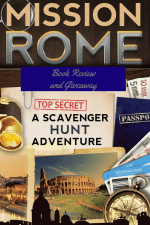 Scavenger Hunt Adventure Giveaway-Kids Are A Trip