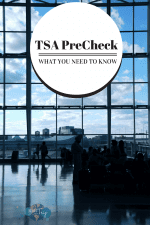 TSA PreCheck-Kids Are A Trip