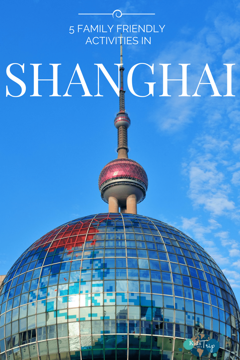 If you're thinking of taking a trip to China with kids, you won't want to miss Shanghai. Here are the best things to do in Shanghai with kids. - Kids Are A Trip
