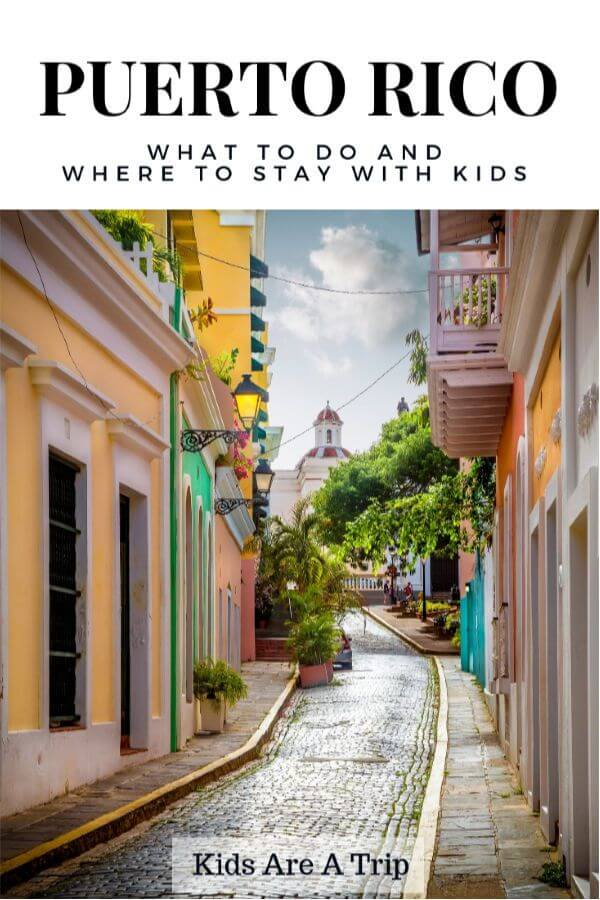 If you're thinking of visiting Puerto Rico as a family, we have some of the best ideas for what to do, where to go, and where to stay. Here are the best things to do with kids in Puerto Rico. - Kids Are A Trip