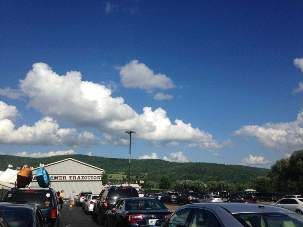 Waiting at Cooperstown-Kids Are A Trip