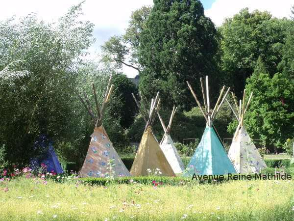 5 Reasons to Visit Alsace wesserling indian village-Kids Are A Trip