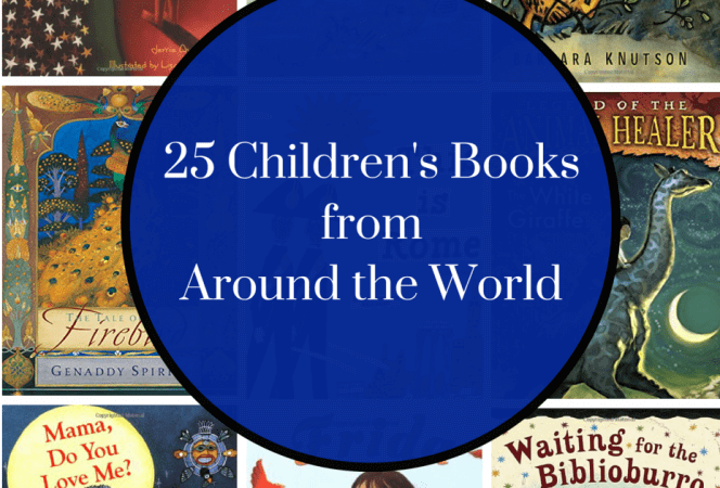25 Children's Books from Around the World-Kids Are A Trip