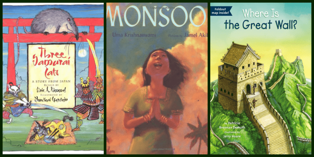 Asia Books for Children-Kids Are A Trip