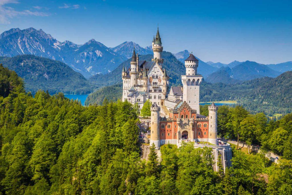 Neuschwanstein Castle Munich-Kids Are A Trip