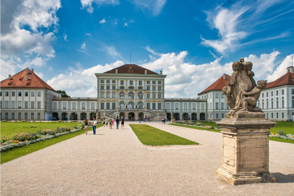 Nymphenburg Palace-Kids Are A Trip