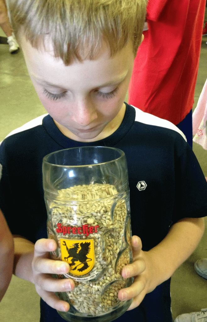 Sprecher Tour-Kids Are A Trip