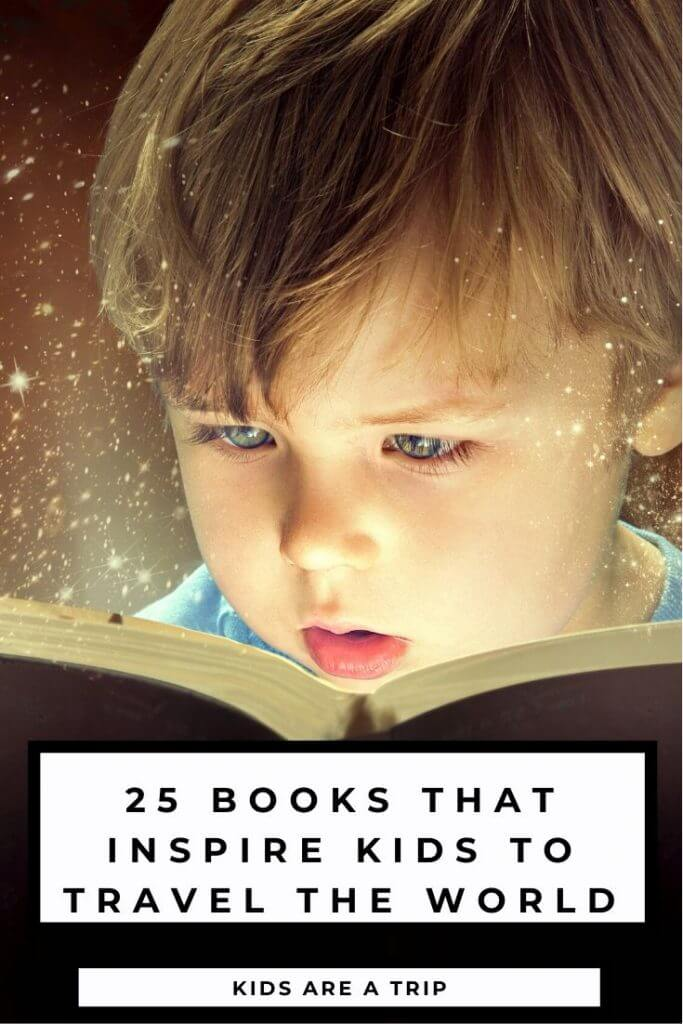Travel the World Through Books-Kids Are A Trip