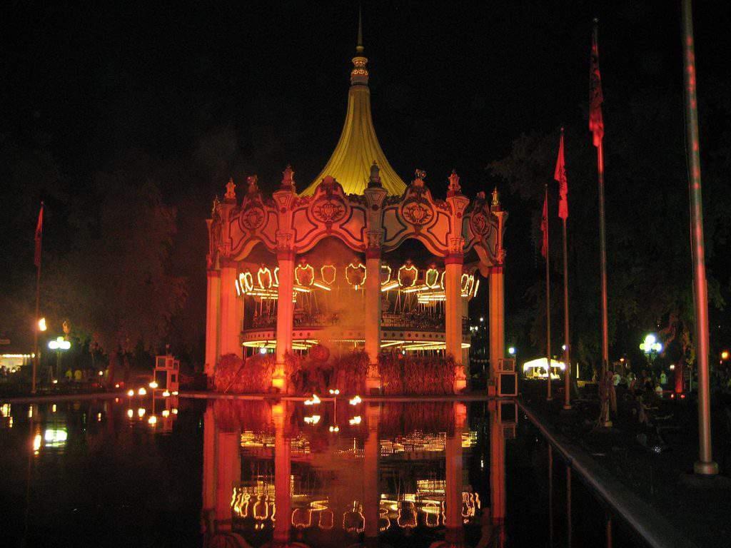 Fright Fest Carousel
