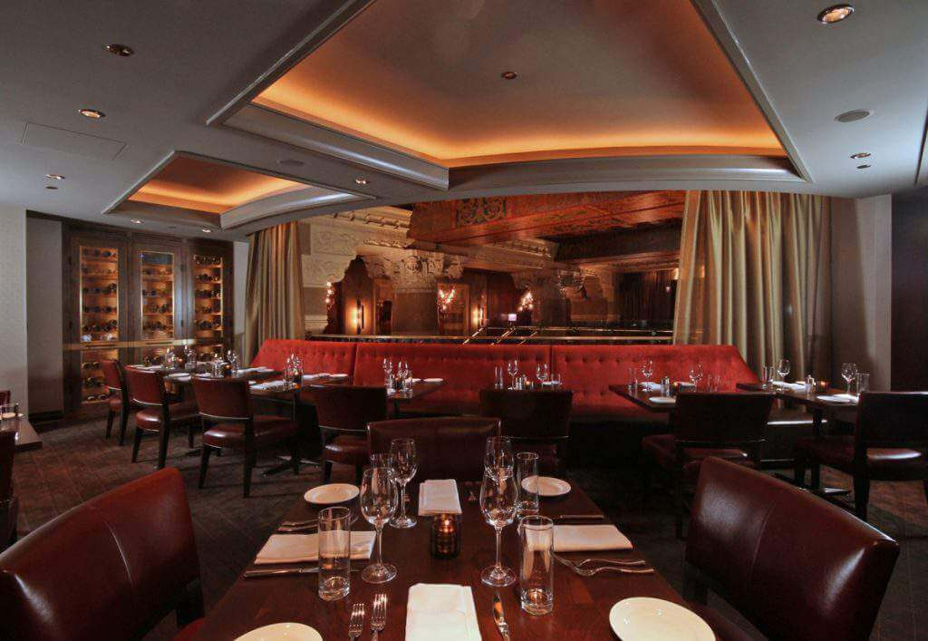Michael Jordan Steak House InterContinental Chicago-Kids Are A Trip