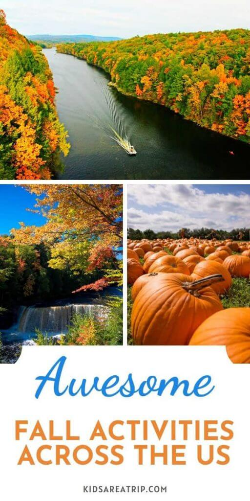 Awesome Fall Activities in the US-Kids Are A Trip
