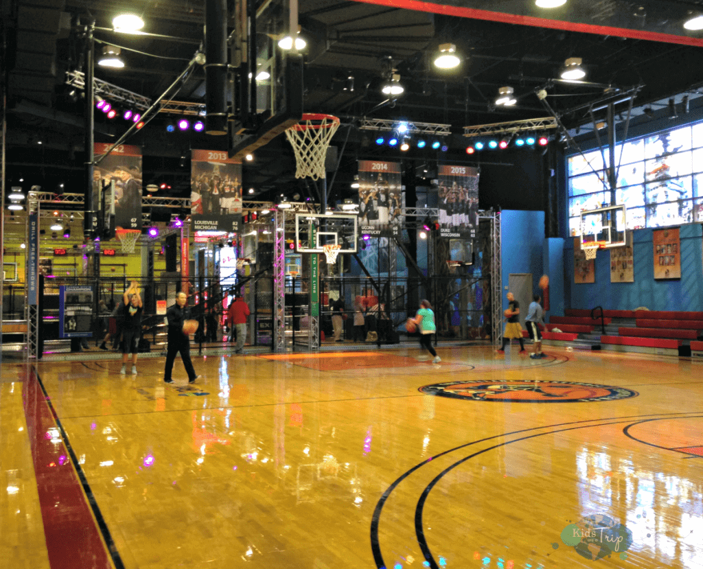 Fun Things to Do in Kansas City for Adults College Basketball Experience-Kids Are A Trip