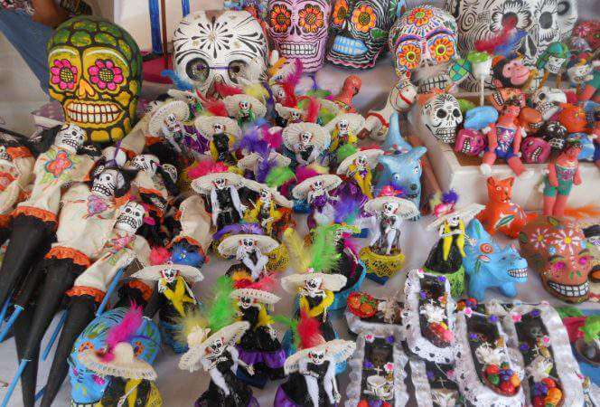 Have you ever wondered what it would be like to celebrate Día de Muertos in Mexico? Here's what it means and what you will find if you decide to enjoy the celebration.-Kids Are A Trip