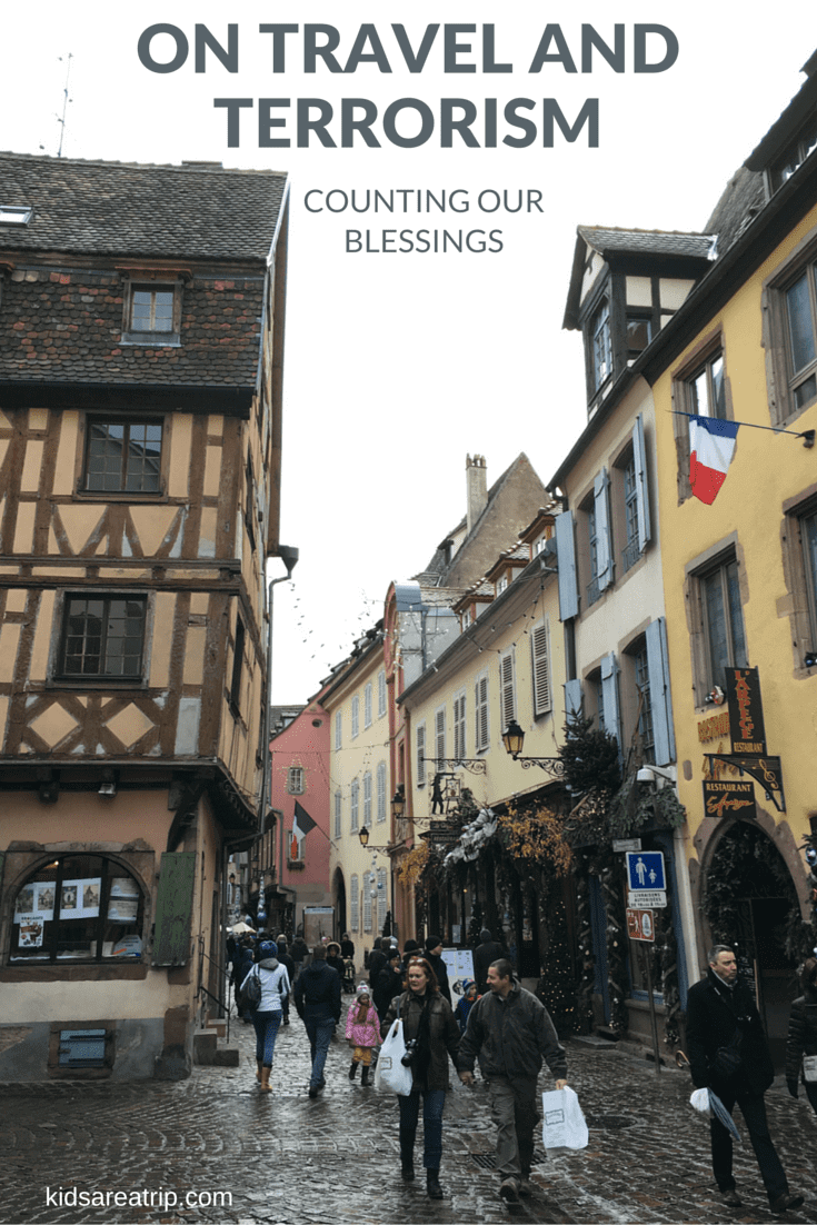 On Travel and Tourism Counting Our Blessings - Kids Are A Trip
