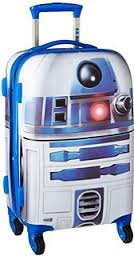 Tourister R2 D2 Luggage-Kids Are A Trip