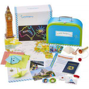 Little Passports Holiday Gift Guide-Kids Are A Trip