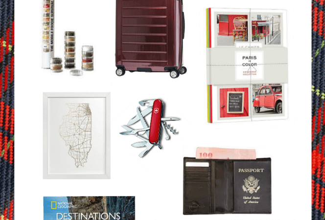 Holiday Gift Guide for Those Who Love Travel-Kids Are A Trip