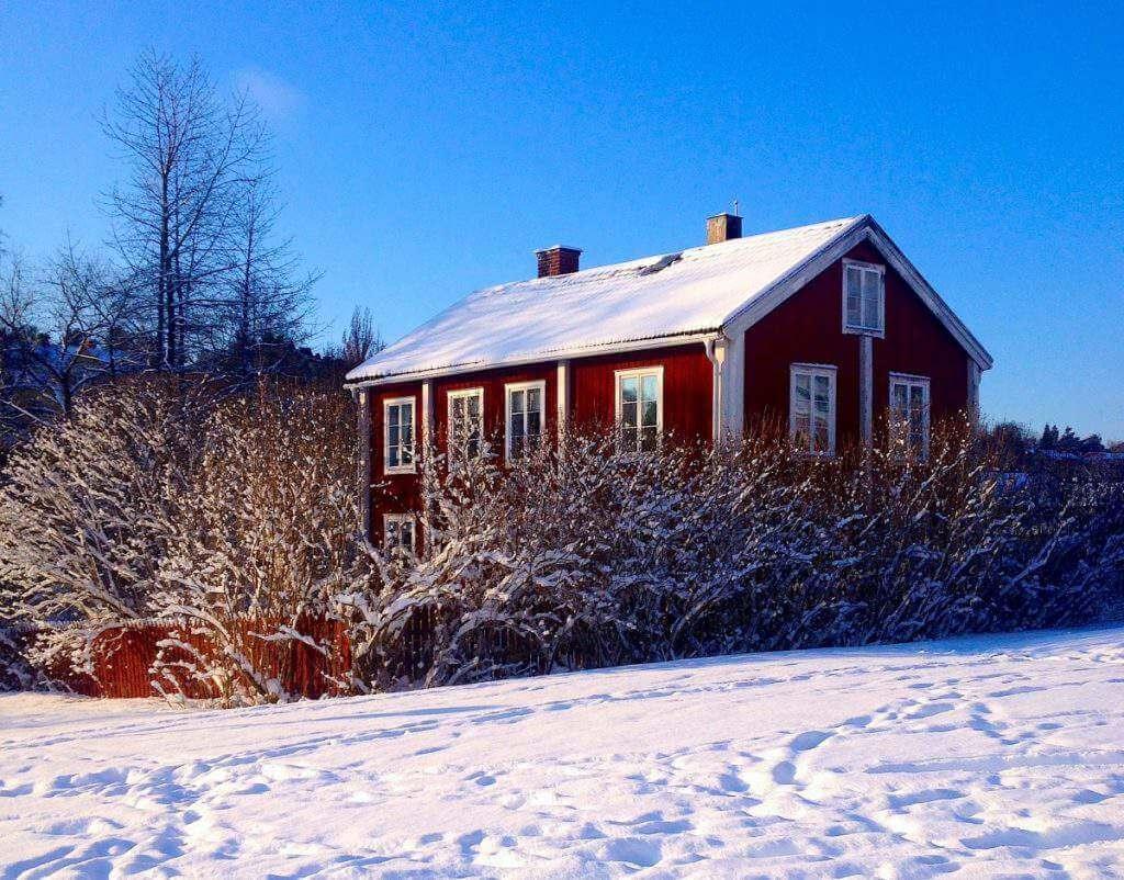 Västerås Christmas in Sweden-Kids Are A Trip