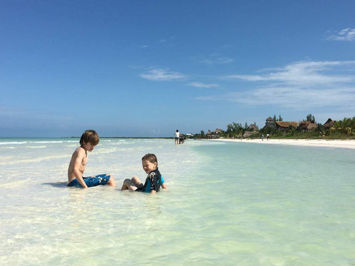 What Families Will Love About Holbox Mexico Kids Are A Trip