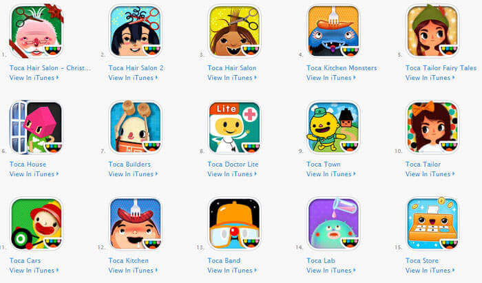 Favorite Apps for Entertaining Kids Toca Boca-Kids Are A Trip
