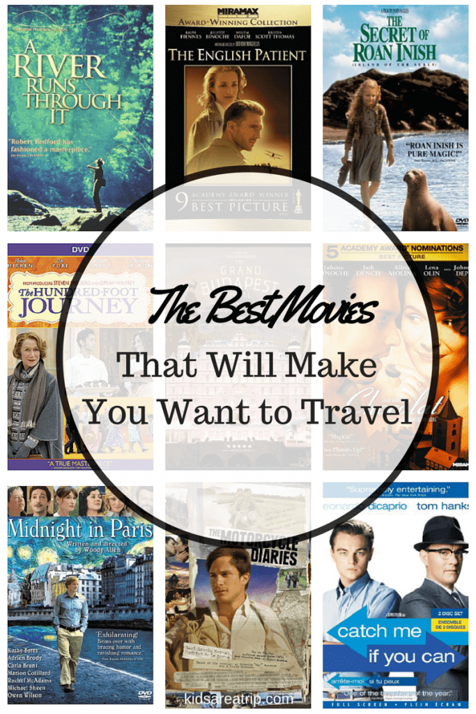 Movies That Will Make You Want to Travel-Kids Are A Trip