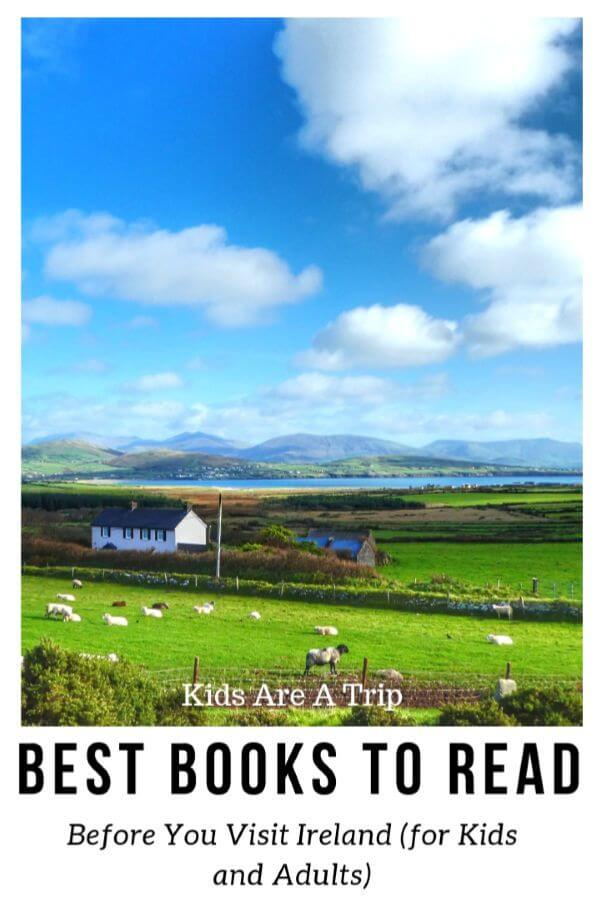 If you're looking for books about Ireland to read with kids or by yourself, we have plenty to choose from. Not only will these entertain you, they will inspire you to book a trip to Ireland. - Kids Are A Trip